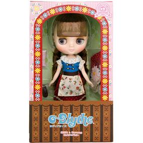 Blythe ミディブライス SHOP限定ドール 「ミルクアンドハニー」 2011年8月12日発売!