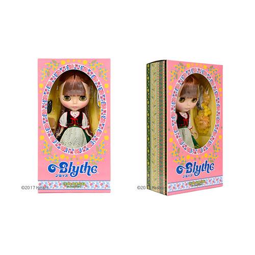 Blythe ネオブライス SHOP限定ドール 「ジョアナゲンチアナ」 2017年6月23日発売!