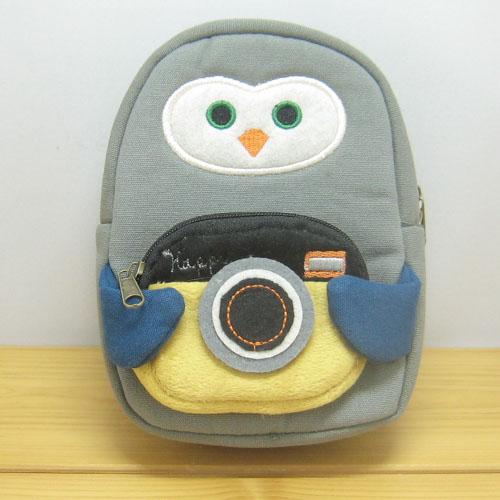 DECOLE(デコレ) HAPPY cat day(ハッピーキャットデイ) カメラマンポーチ(OWL)